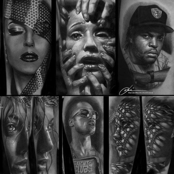 Realistic Tattoo Designs Best Tattoo Ideas Gallery