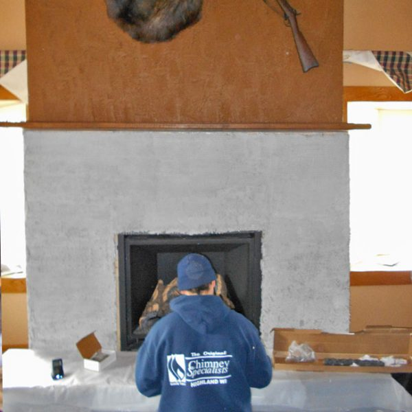 Fireplace Remodeling Wood Fireplace Prairie Du Chien WI