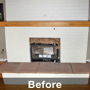 Dubuque IA Fireplace Remodeling Custom Hearths