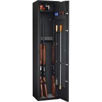 armoire forte fortify 6 armes avec lunette coffre interieur