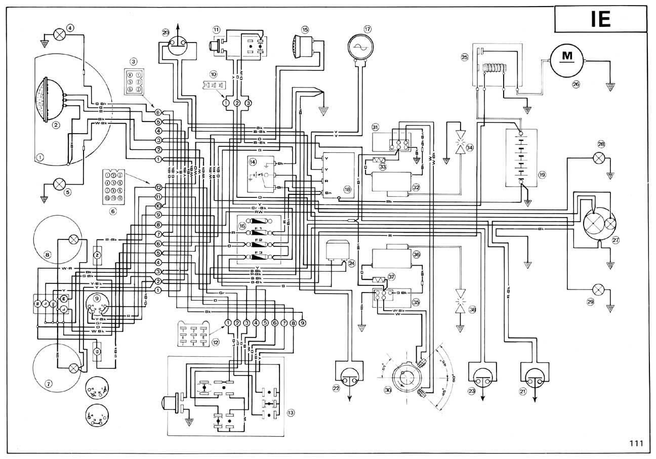 Suzuki Gt750 Wiring Diagram | Wiring Diagrams on