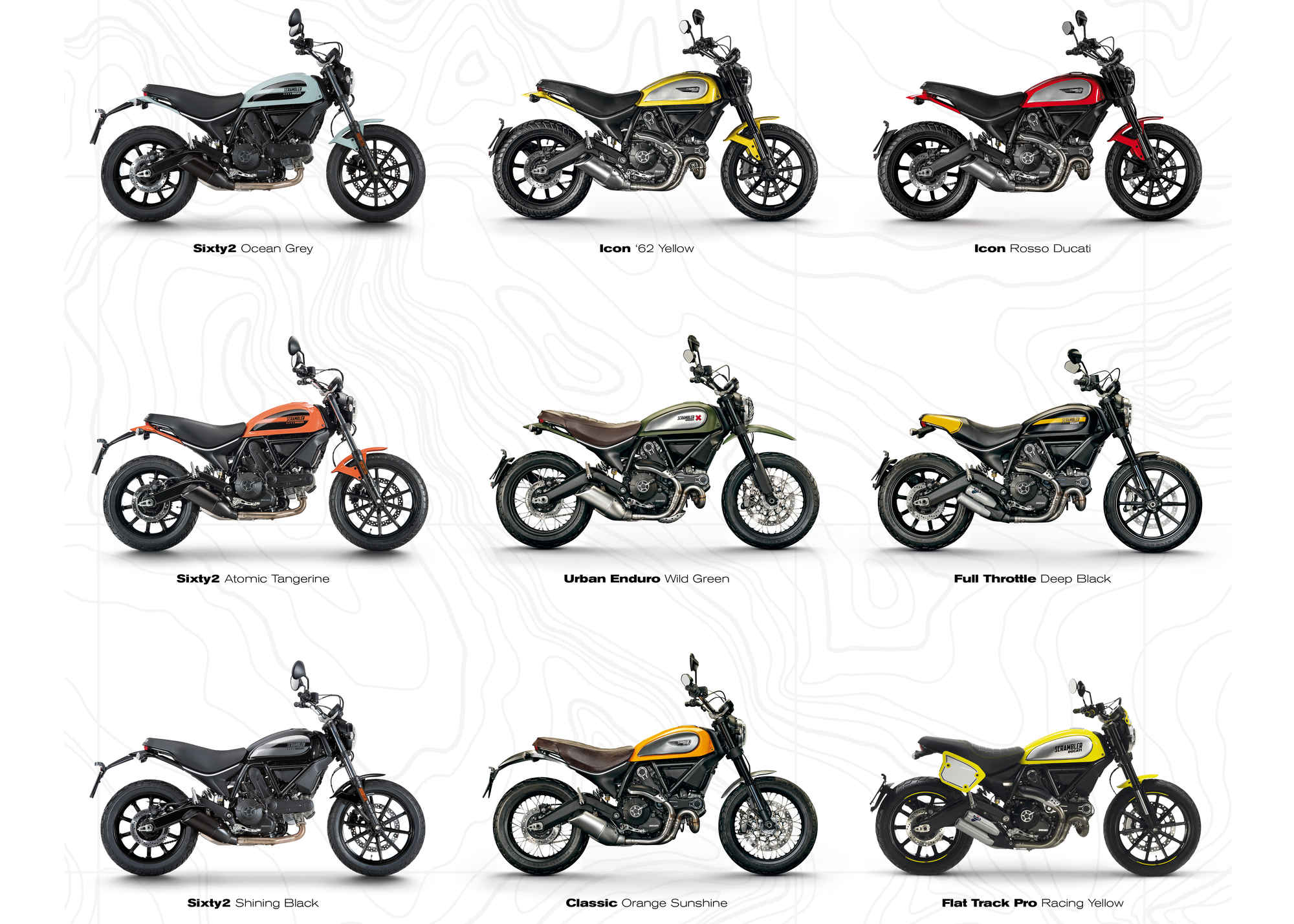 Ducati Scrambler 62 Sixty2 For Sale Uk