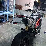 Hypermotard 821 Customize