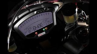 848 EVOのダッシュボード