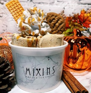 Mixins ice cream