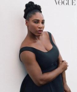 Serena Williams covers British Vogue's November 2020 Issue