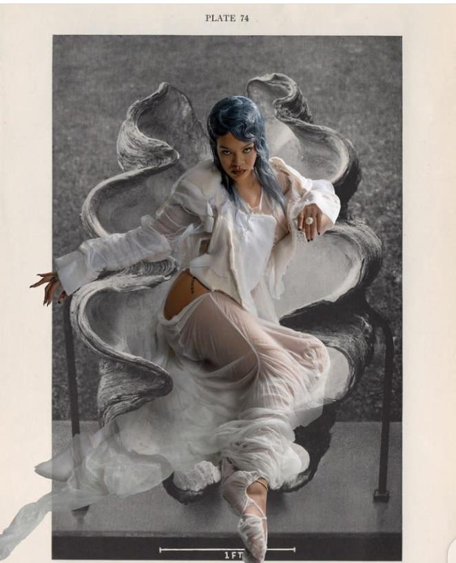 Rihanna covers Essence