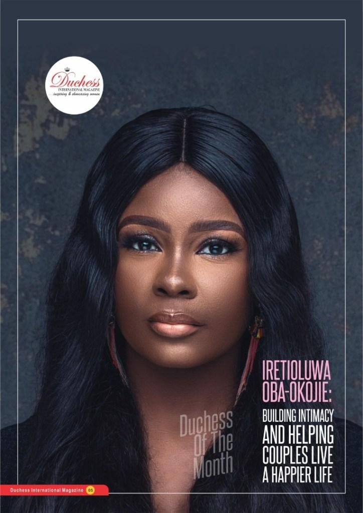 Sex Coach Iretioluwa Oba-Okojie: