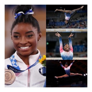 Simone Biles makes history with seventh Olympic medal at #TokyoOlympics