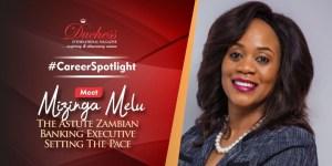 Mizinga Melu CEO - Absa Bank Zambia PLC