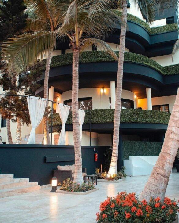 Palms Luxury Boutique Hotel