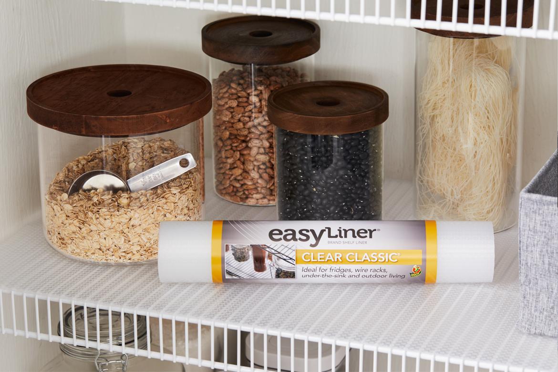 non adhesive easyliner shelf liners