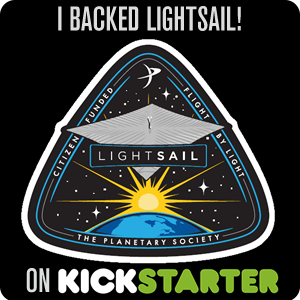 Light Sail Mission Patch