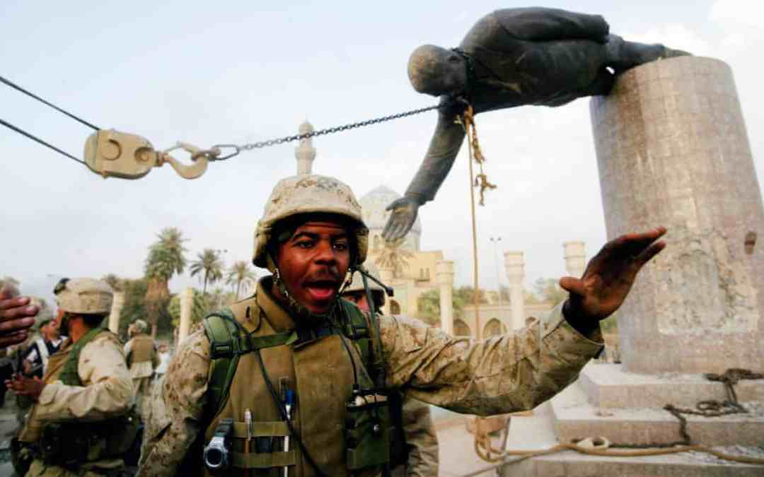 What Caused the Iraq War? David Lake Replies to Debs and Monteiro (Part II)