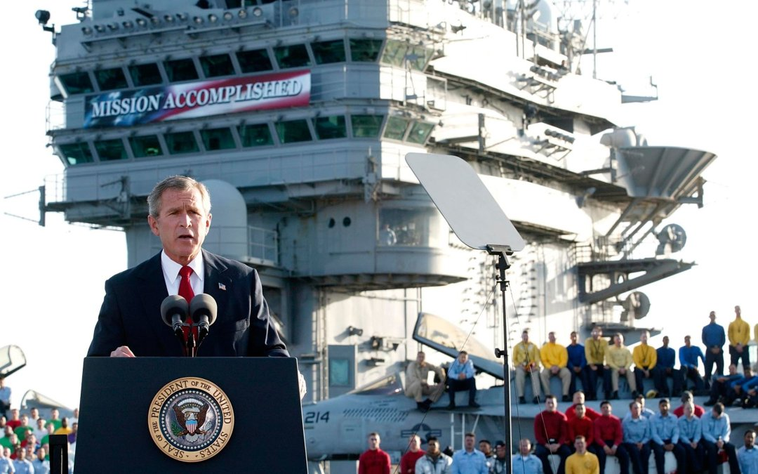 Centering George W. Bush in the Etiology of the Iraq War
