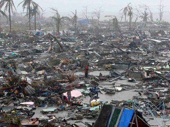 Typhoon Haiyan and Asia's Special Vulnerability to Climate-Related Hazards