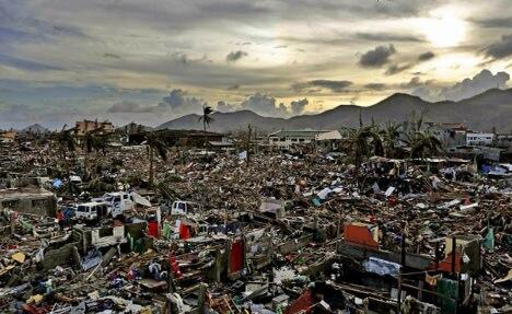 Thursday Morning Linkage – Special Typhoon Haiyan Edition
