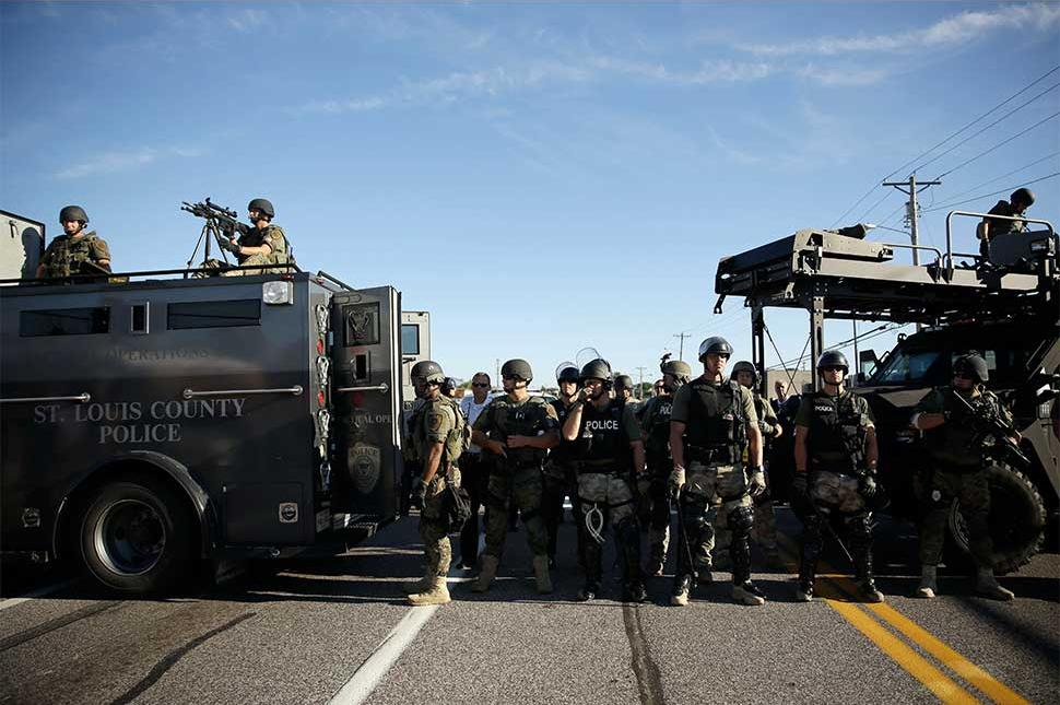Ferguson and American Foreign Policy
