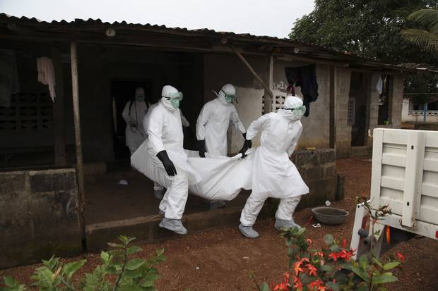 Thursday Morning Linkage: Ebola Edition