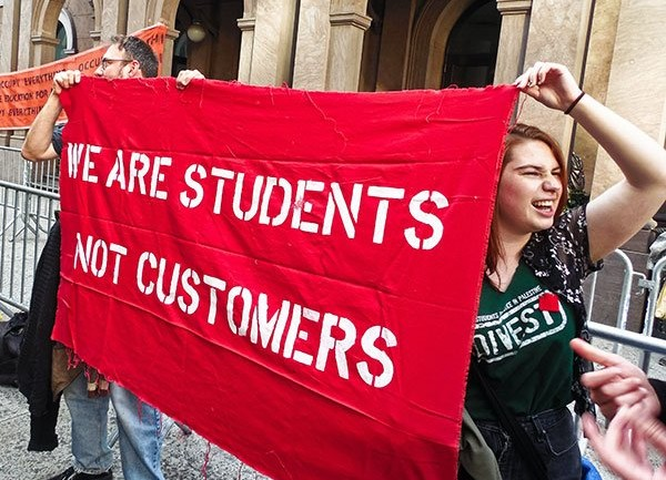 Neoliberalizing the academy