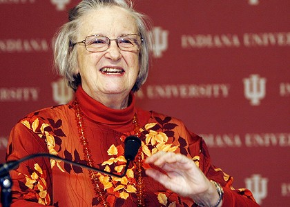 """""""and Elinor?"""": when winning a Nobel Prize isn't enough…"""