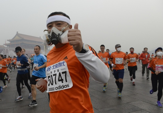 China Tries to Come to Grips with Pollution
