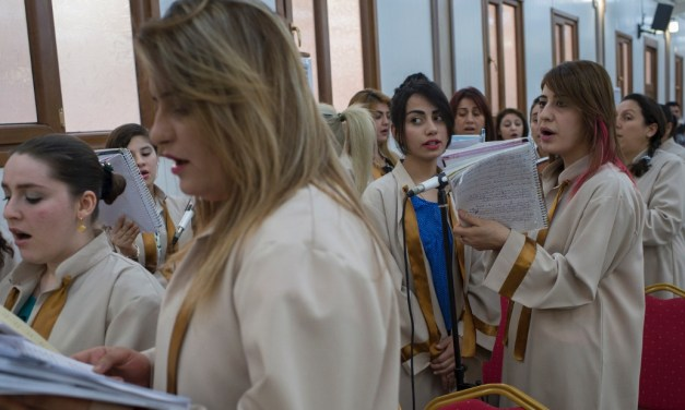 Is faith-specific aid the best way to help Iraq's Christians?