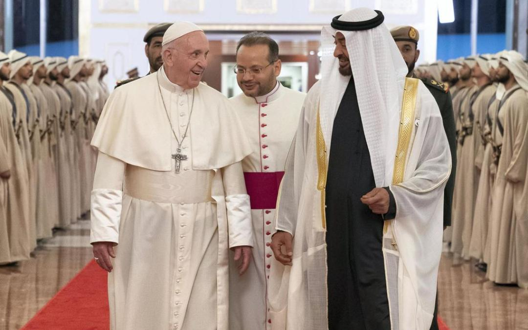 What should we think of the Pope's UAE visit?