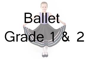 AIM Ballet Grade 1 & 2