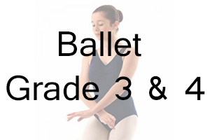 AIM Ballet Grade 3 & 4