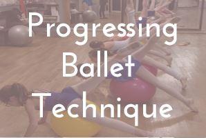 AIM Progressing Ballet Technique