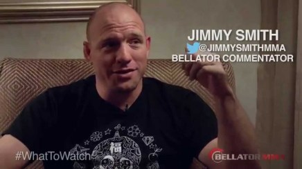 Bellator commentator joins The Sports Warriors