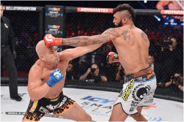 Liam McGeary Retains His Title at Historic 'Bellator MMA: Dynamite 1'