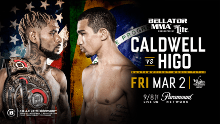 Darrion Caldwell to Defend Bantamweight Championship