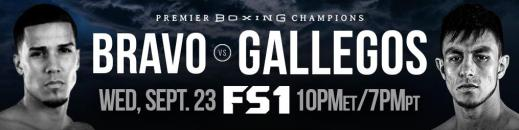 Unbeaten Lightweight Prospect Néstor Bravo Battles José Luis Gallegos in FS1 PBC Fight Night Main Event