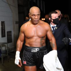 Boxing Legend Mike Tyson Returns to AEW DYNAMITE This Wednesday