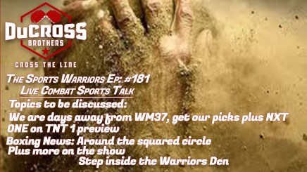 The Sports Warriors Ep #181: Brushing the Dust off