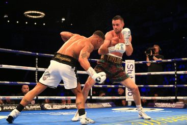 EVERLAST WELCOMES UNIFIED WORLD CHAMPIONJOSH TAYLOR TO THE TEAM