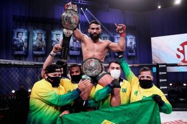 FIGHT NIGHT RESULTS FORBELLATOR MMA 255: PITBULL VS. SANCHEZ 2