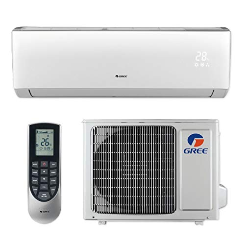 12000 Btu Large White 9000 X 3 Thermocore Quad Zone Ductless Mini Split Air Conditioner Heat Pump