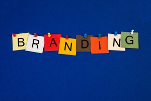Branding - sign series for business terms.