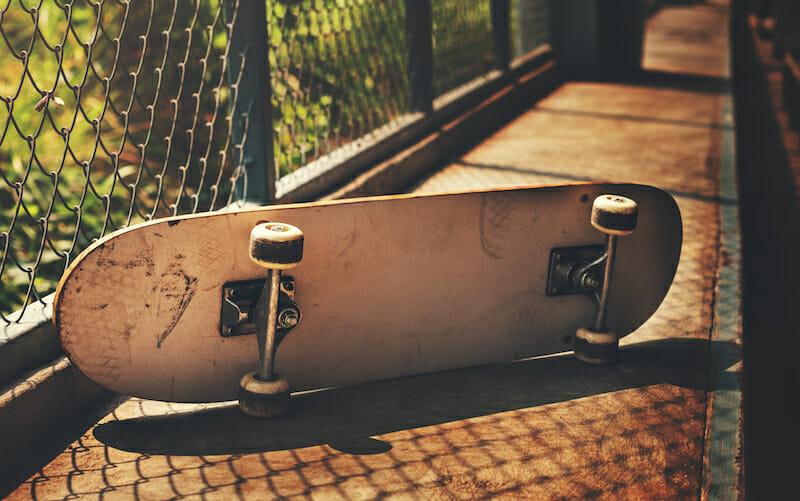 Skate Skateboarding Skatepark Skating Lifestyle Concept