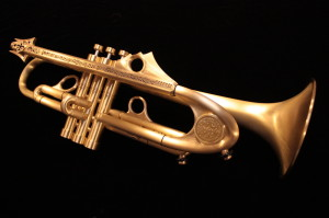 fancy trumpet