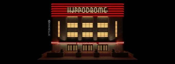 Dudley Hippodrome Front (artist's impression)