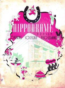 Dudley Hippodrome Opening Souvenir Programme