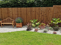 Dudley fencing landscaping Gloucestershire