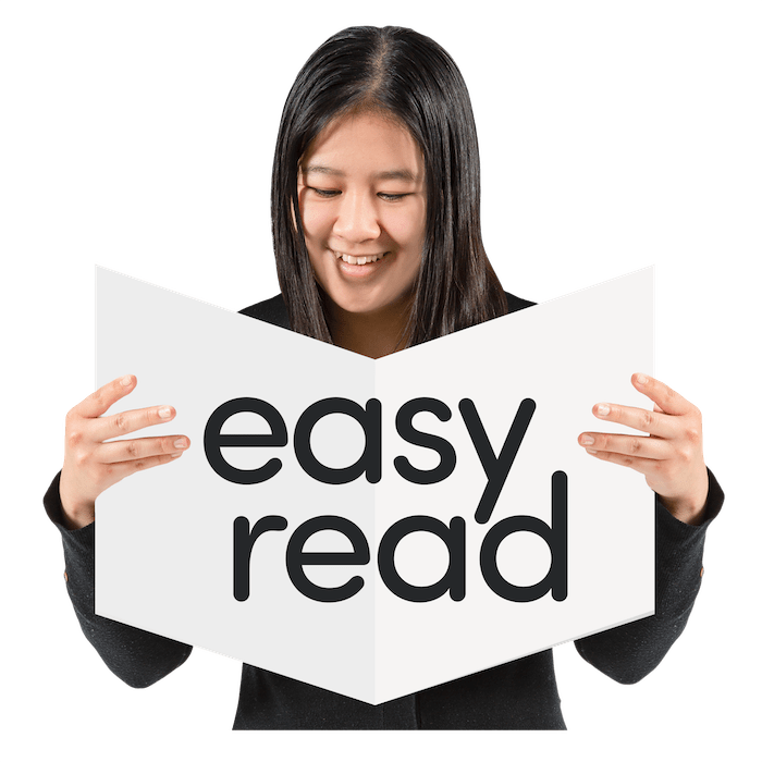 Easy Read - Dudley Voices For Choice