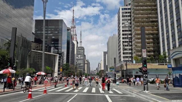 Avenida Paulista - São Paulo/SP