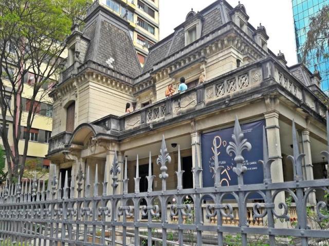 Casa das Rosas - São Paulo/SP