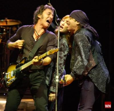 Live Auf Schalke By Bruce Springsteen Song List